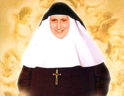 MADRE MARÍA DE LA PURÍSIMA, SUCESORA DE SANTA ÁNGELA DE LA CRUZ