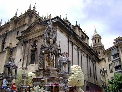 Corpus 2009 en Jaén