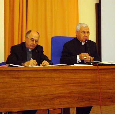 Reunión de Vicario y Delegados Episcopales