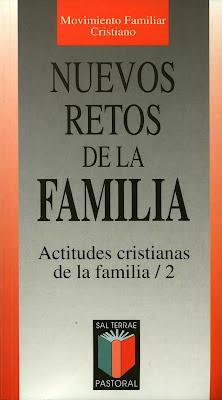 Actitudes cristianas de la familia II