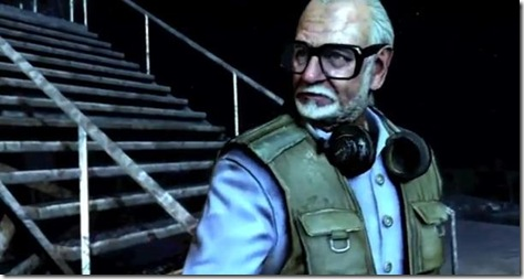 call of the dead george romero
