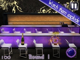 Screenshot of Shoot Bottles