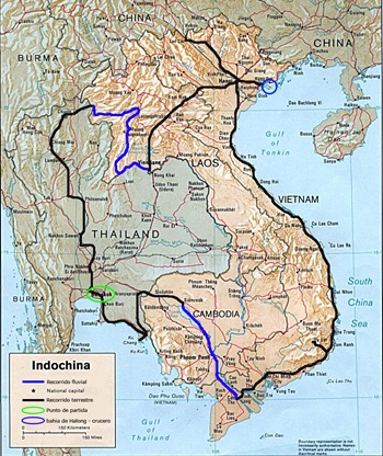 map - indochina - recorrido3