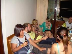 couchsurfers, Bankgok
