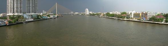 Chao Phraya, Bangkok (Tailandia)