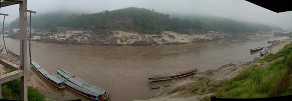 Mekong, Pak Beng (Laos)