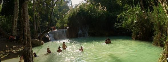 Kuang Si, Luang Prabang (Laos)