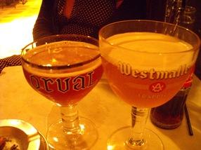 noche en Bruselas