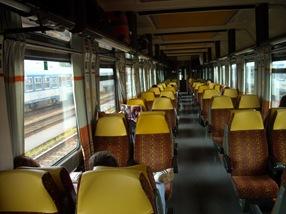tren Budapest-Bratislava