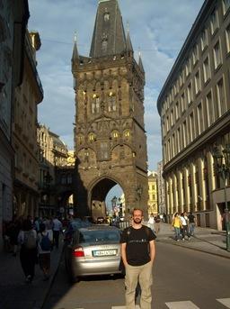 torre del polvo, Praga