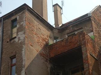 Balcón de la casa de Maja, Breslavia