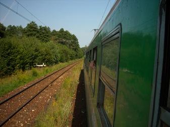 tren Breslavia-Cracovia