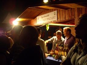 cata de vinos en Eger
