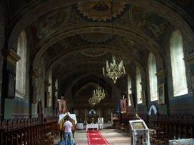 iglesia de San Nicolás, Brasov