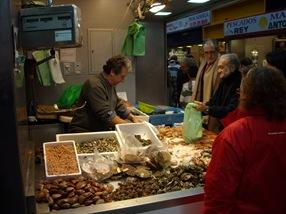 mercado de Atarazanas de Málaga
