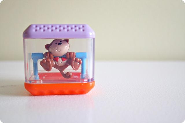 Monkey Toy 1