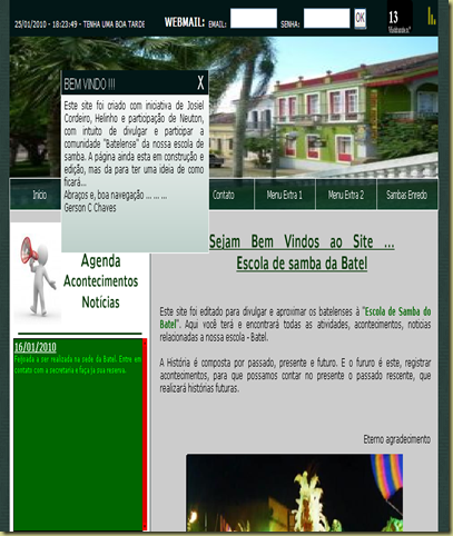 Site do Batel