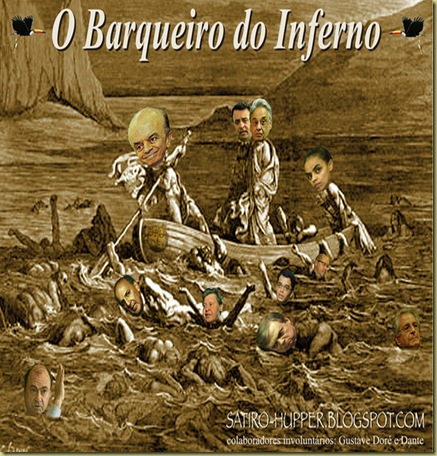 O barqueiro do inferno