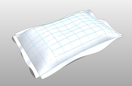 revit pillow