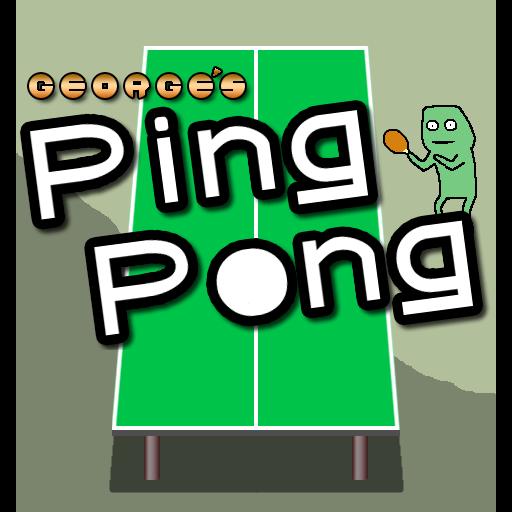 George's Ping Pong(LITE) LOGO-APP點子