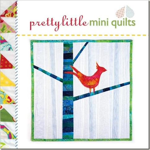 Pretty Little Mini Quilts cover