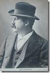 Ruggero Leoncavallo, Postcard (1910)