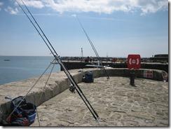Lyme Regis Fishing 28th May 2010 05