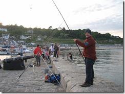 Lyme Regis Fishing 28th May 2010 12