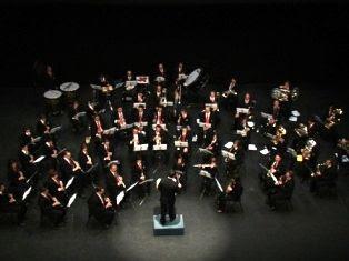 Concierto Extraordinario de Santa Cecilia 21/11/08 (Foto de la Web del Ayuntamiento)