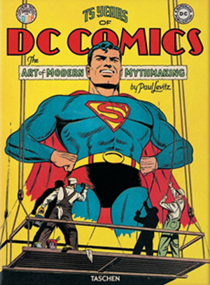 75 Years of DC Comics. Cómpralo Online!