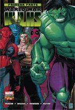 El Increible Hulk nº28 (Wolrd War Hulks primera parte), Cómpralo Online!