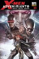 X-Men Advenimiento Inicio (Capítulo 01), Cómpralo Online!