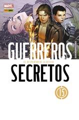 Guerreros Secretos nº15