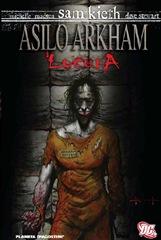 Batman: Asilo Arkham – Locura