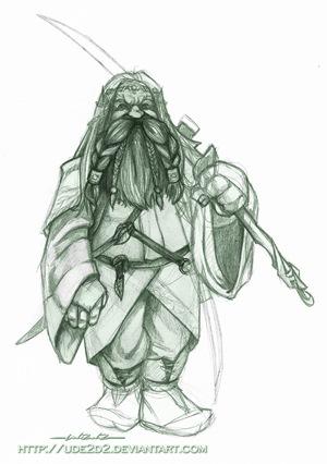 El Enano que vivió con los Elfos
