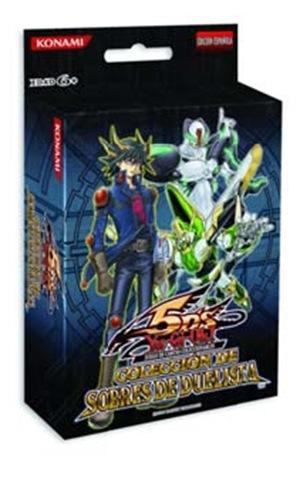 Yu-Gi-Oh! 5DS - Colección de Duelista 2011