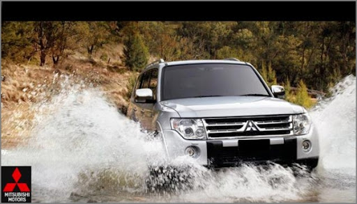 Mitsubishi will launching the Montero with a upgraded engine.