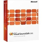 Visual Source Safe 2005 box