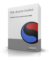 SQL Source Control box