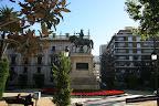 Foto de El Parterre y la estatua de Jaume I