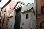 Foto de la fachada de la Casa de las Rocas