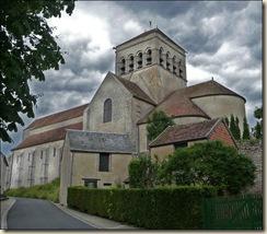 église stLoup de Naud