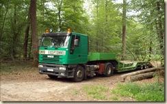 Convoi exceptionnel_route du Clocher