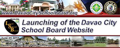 www.davaocityschoolboard.org