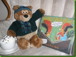 Sleepy Bear Introduces New Book