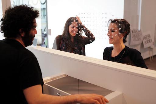 Grupo Standstill ensayo Fundaçio Miro Exposicion Genius Loci Barcelona 30 03 11