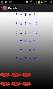 Multiplication Mastery - screenshot