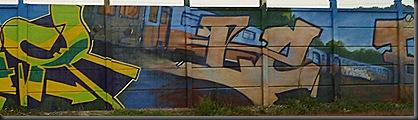 9  Grafitis