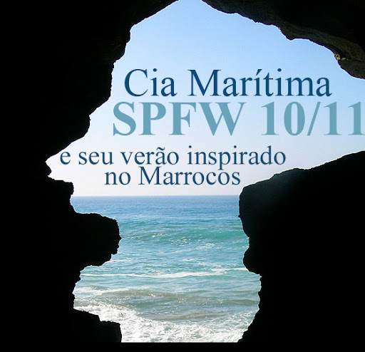 desfile2 - SPFW 10/11 - Cia Marítima