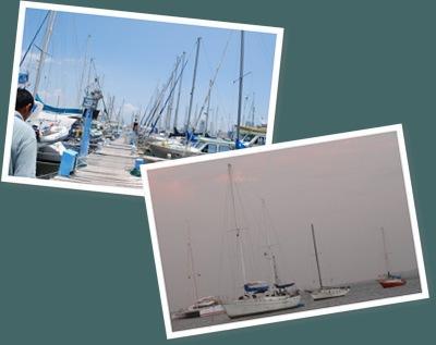Ver veleros en Cartagena